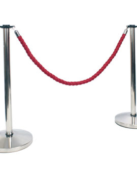 Café and Rope Barrier Systems